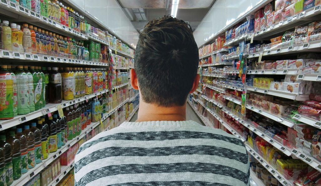 Abondance des produits | Lire l'étiquette d'un produit | Gares aux packagings