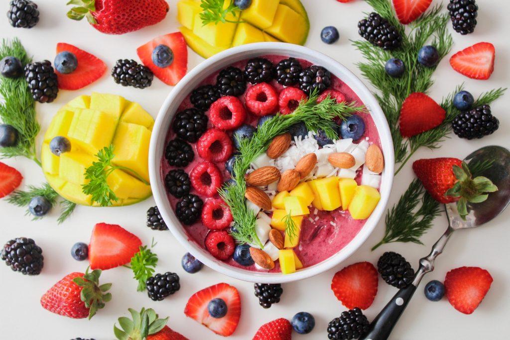 consommer des fruits et légumes au quotidien