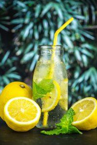 eau vitaminée