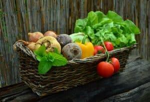 produits bio et de saison